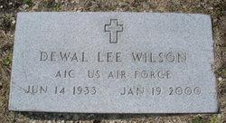 Dewal Lee Wilson