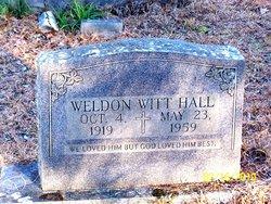 Weldon Witt Hall