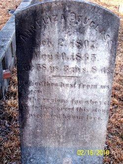 "Ann Elizabeth ""Eliza"" <I>Hamilton</I> Douglass"