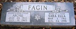 Archie Fagin