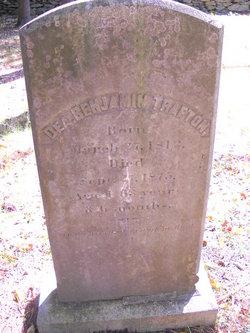 Deacon Benjamin Trafton