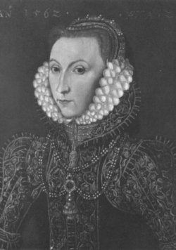 Catherine Grey