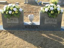 Earl Douglas Wilson