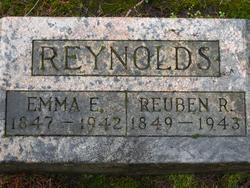 "Emmaline Eliza ""Emma"" <I>Parker</I> Reynolds"