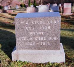 Edwin Stone Burr