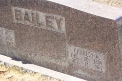 Charley A Bailey