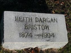 Keith Dargan Bristow