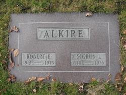 Sigrun Irene Thordise <I>Hallgrimson</I> Alkire
