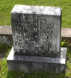 Benjamin Terrell Bishop