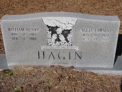 Aggie Loraine Hagin