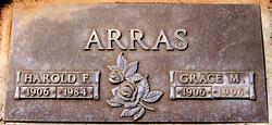 Harold F. Arras