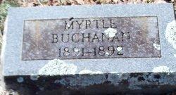 Myrtle Buchanan