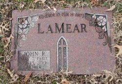 John R LaMear