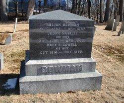 Susan <I>Haskell</I> Bowman