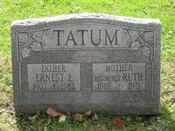 Ernest Tatum