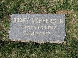 Doxey McPherson