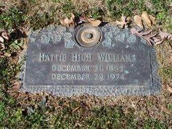 Harriet Mary <I>High</I> Williams