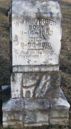 William H. Harber