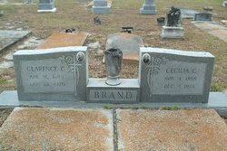 Cecilia <I>Cravey</I> Brand