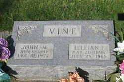 John Morton Vine