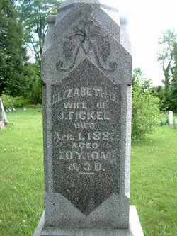 Elizabeth D. Fickle