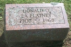 Donald O. LaPlatney