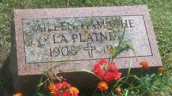 Mary Aileen <I>Gamache</I> LaPlatney
