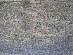 Maude Effie <I>Cannon</I> Broyles