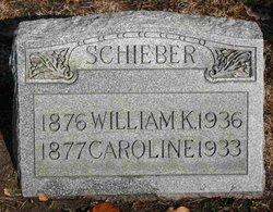 Caroline Gottliebin <I>Dobler</I> Schieber