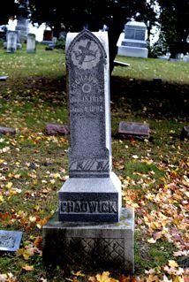 "Mindwell J. ""Mina"" <I>Baldwin</I> Chadwick"