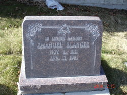 Emanuel Slanger