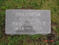 "Philomina ""Minnie"" <I>Wentz</I> Airhart"