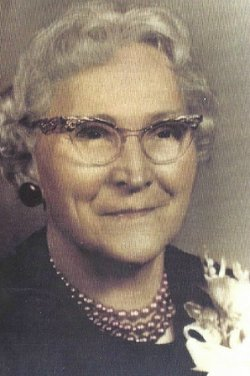 Ada Leah <I>Van Horn</I> Barnes
