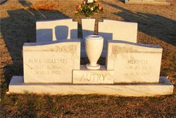Alma <I>Ogletree</I> Autry