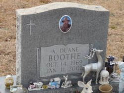 Alfred Duane Boothe