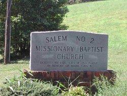 Salem Missionary Baptist Church Cemetery #2