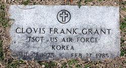 Clovis Frank Grant