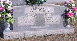 Mabel C Adams