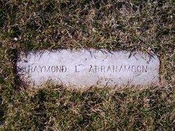 Raymond Leonard Abrahamson