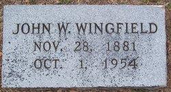 John W Wingfield Jr.