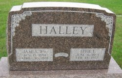James William Halley