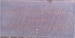 "Edmond Daniel ""Danny"" Martin, Jr"