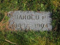 Harold P Martin