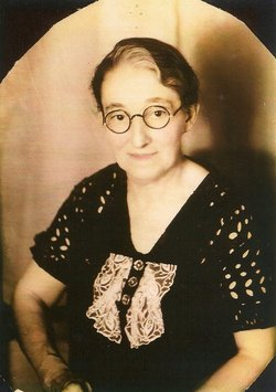 "Mrs Susan Moss ""Mossie"" <I>Brown</I> Maynard"