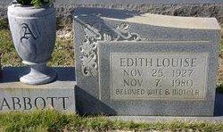 Edith Louise Abbott