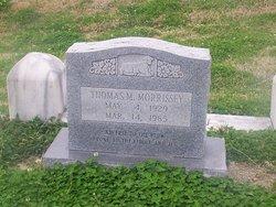 Thomas M Morrissey