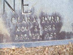 Clara <I>Byrd</I> Boone