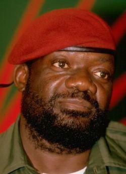 Jonas Malheiro Savimbi