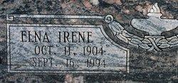 Elna Irene <I>Kendall</I> Higgs