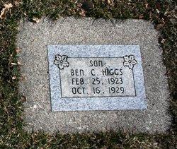 Ben C. Higgs
